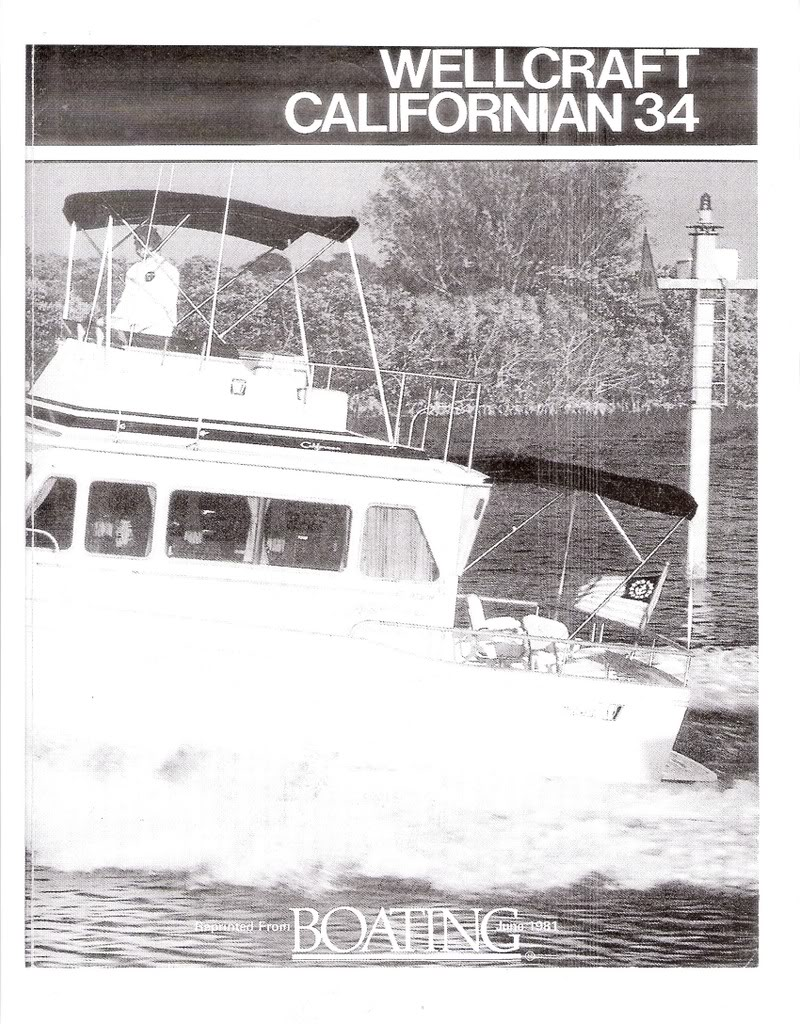 34 Californian Articles Specs And Factory Options List Trawler Forum Wellcraft Wiring Schematics This Image Has Been Resized Click Bar To View The Full Original Is Sized 12