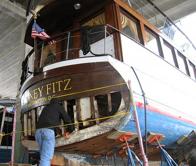 Click image for larger version  Name:Honey Fitz removing transom web.jpg Views:274 Size:162.6 KB ID:11085