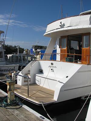 Click image for larger version  Name:Aquabelle Boarding Platform.jpg Views:478 Size:119.4 KB ID:11690