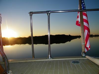 Sun Rise Through Mstr Strm Window-Door.jpg