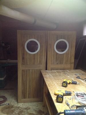 Teak piolt house doors 02-02-14 001.jpg