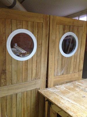 Teak piolt house doors 02-02-14 002.jpg