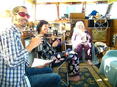 Craig, Taune, Linda Morning Coffee.jpg
