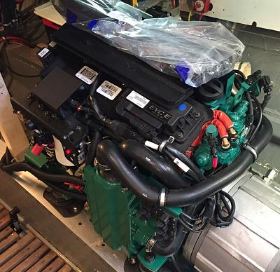 For Sale: NEW Volvo Penta D3-200 FOR SALE - Trawler Forum