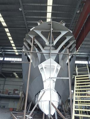 Click image for larger version  Name:Bering 77 - under construction (1).jpg Views:699 Size:130.1 KB ID:47703