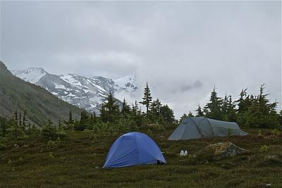 Click image for larger version  Name:Camp & Mnt Quinlan.jpg Views:39 Size:93.3 KB ID:66400