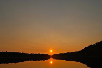 Click image for larger version  Name:Sunset, Kakushdish Harbour.jpg Views:103 Size:33.8 KB ID:70860