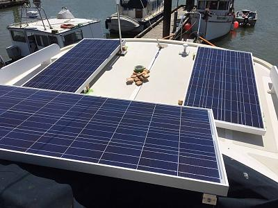 Click image for larger version  Name:Solar Panel Install.jpg Views:217 Size:161.1 KB ID:70908
