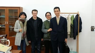 Click image for larger version  Name:Trevor with factory owners.jpg Views:246 Size:66.4 KB ID:71330