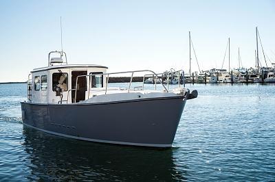 SeaPiper 35 Trawler New Build Photos - Trawler Forum
