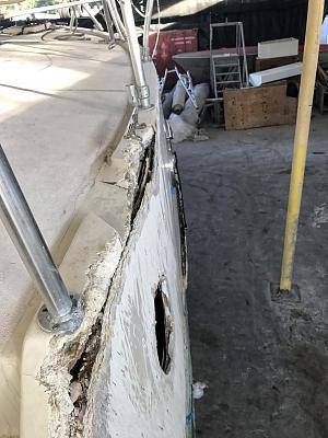 Click image for larger version  Name:Esmeralda STBD Deck Damage.jpg Views:170 Size:131.1 KB ID:79145