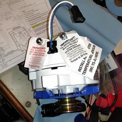 Click image for larger version  Name:Balmar 94 Series 200A Alternator.jpg Views:41 Size:147.9 KB ID:88327