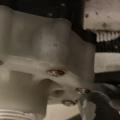 Low pressure pump leak