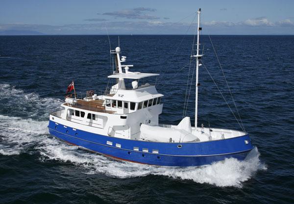 Best Blue Water Trawler Page 2 Trawler Forum